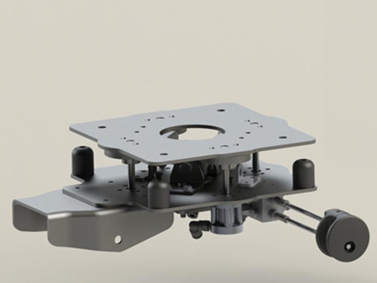 Fluid Chair Seating Mechanism