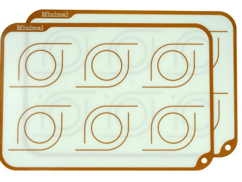 minimal Silicone Baking Mat